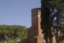 Villa dei Quintili e Santa Maria Nova, Rome, Italy