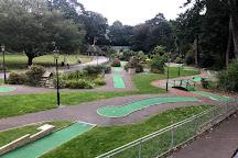 Squirrel Cafe and Mini Golf, Boscombe Chine Gardens, Bournemouth, United Kingdom