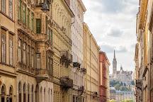 Budapest Jewish Walk, Budapest, Hungary