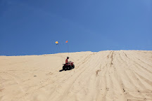 Silver Lake Buggy Rentals, Mears, United States