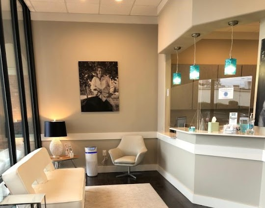 University Oaks Dental Interior
