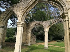 Abbey Gardens oxford