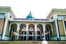 Masjid Nasional Al Akbar, Surabaya, Indonesia