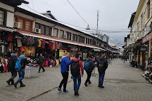 Old Bazaar of Peja, Pec, Kosovo