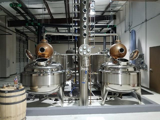 Seven Three Distilling