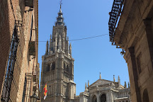 Custodia de Arfe, Toledo, Spain