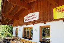 Leutascher Geisterklamm, Leutasch, Austria