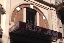 Spazio Pelota Jaialai, Milan, Italy