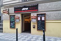 The Hollow (Restaurace Jama), Prague, Czech Republic
