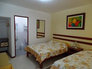 Anccalla Inn Guesthouse y Nasca flight 5