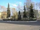 Площадь Ленина на фото Новодвинска