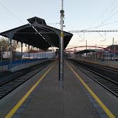 Станция  Karlovy Vary Dolni Nadrazi