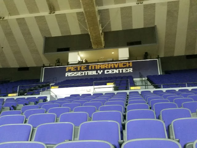 Maravich Assembly Center Baton Rouge Louisiana