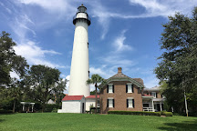 St. Simons Lighthouse Museum, Saint Simons Island, United States