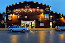 Kosta Outlet, Kosta, Sweden