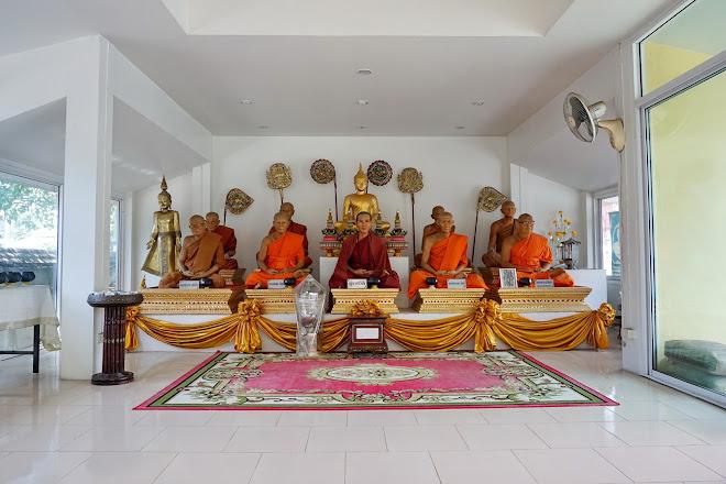 Wat Pa Tung, San Kamphaeng, Thailand