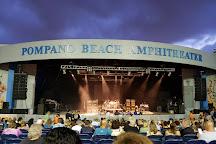 Pompano Beach Amphitheatre, Pompano Beach, United States