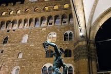 La Fontana Di Benvenuto Cellini, Florence, Italy