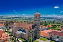 St Michael's Roman Catholic Cathedral, Alba Iulia, Romania