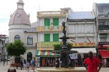 Place de la Victoire, Pointe-a-Pitre, Guadeloupe