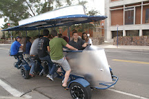 Dallas Party Bike, Dallas, United States