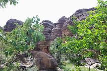 Domes de Fabedougou, Banfora, Burkina Faso