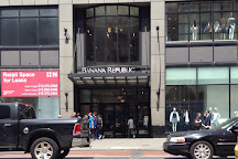 Banana Republic, New York City, United States