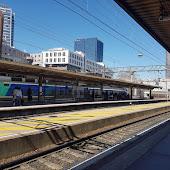 Железнодорожная станция  станции  Lyon Gare de Lyon Part Dieu
