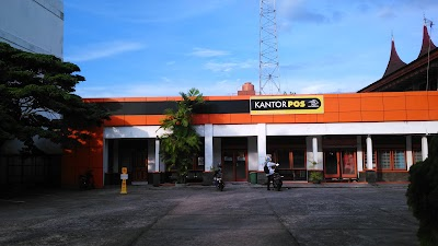 Kantor Pos Regional Ii Padang West Sumatra