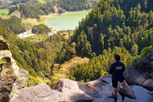 Pico do Ferro Viewpoint, Furnas, Portugal