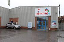 Happy Days Play Centre, Wakefield, United Kingdom