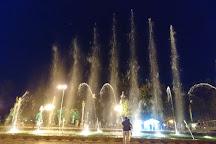 Dancing Fountains, Batumi, Batumi, Georgia