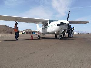 Aero Palcazu Perú - Nasca Lines - Líneas de Nasca 6