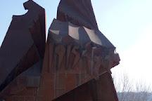 The Monument of Gratitude, Yerevan, Armenia