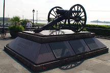 Washington Artillery Park, New Orleans, United States