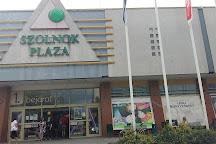 Szolnok Plaza, Szolnok, Hungary