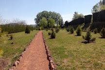 Jardin Botanico de La Rioja, Azofra, Spain