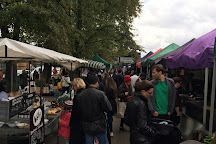West Hampstead Farmers' Market, London, United Kingdom