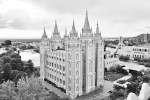 Salt Lake Temple, Salt Lake City, United States