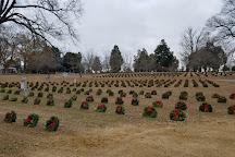 Marietta Confederate Cemetery, Marietta, United States