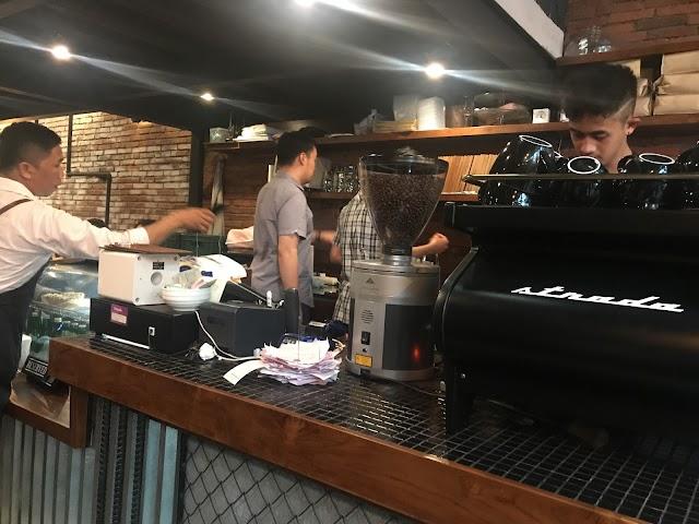 Pison Coffee Jakarta