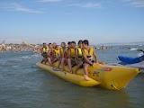 Пляж Высокий берег в Анапе
