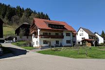 Weltgrosste Kuckucksuhr, Schonach, Germany