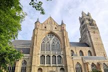 Holy Savior Cathedral (Sint-Salvatorskathedraal), Bruges, Belgium