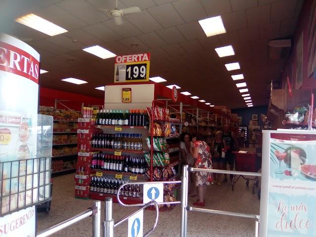 Supermercados El Jamón