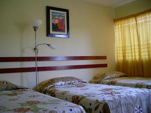 Anccalla Inn Guesthouse y Nasca flight 9
