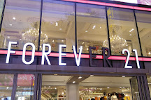 Forever 21, Hong Kong, China