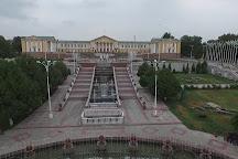 Arbob Cultural Palace, Khujand, Tajikistan