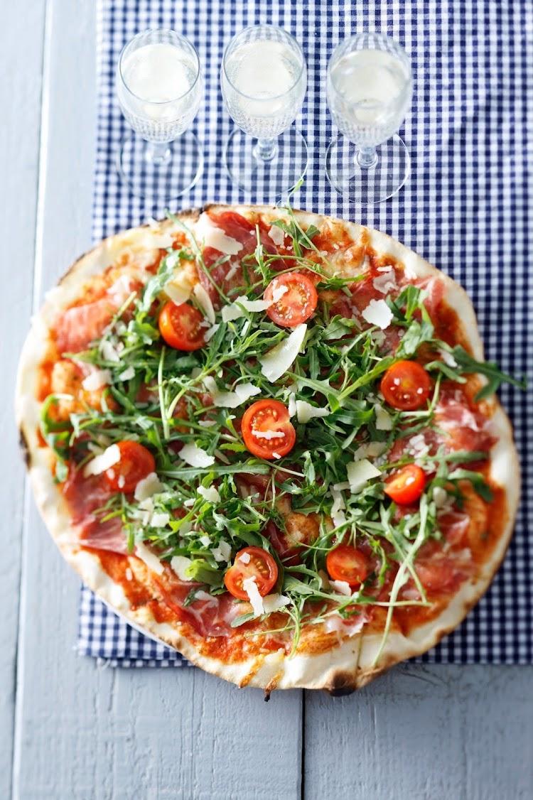 De Pizzabakkers Overtoom Amsterdam