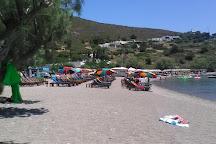 Kampos Beach, Patmos, Greece
